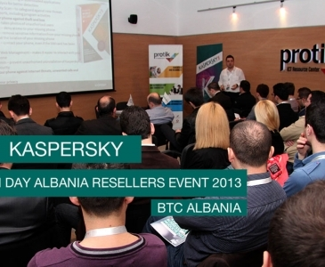 Kaspersky Open Day – Resellers Event 2013